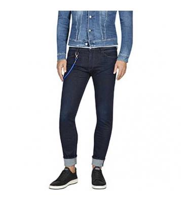 7334073 M1010 Jeans bleu foncé