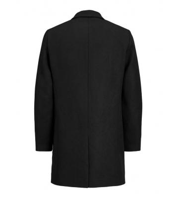 Manteau 3/4 ajusté en laine...