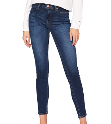 Jeans Nora Mr Skinny bleu