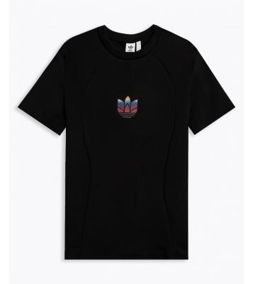 Tshirt à manches courtes noir