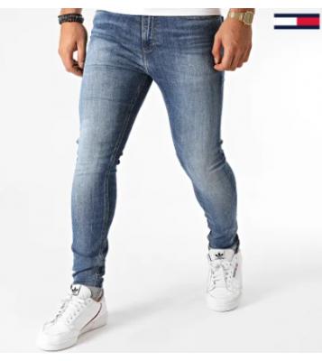 Jeans skinny Miles bleu denim