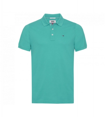 Polo Vert Classic Solid TJM