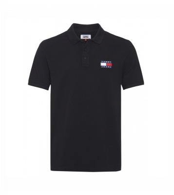 TJM Polo Tommy Badge...