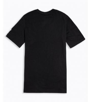 Tshirt noir logo et bandes...