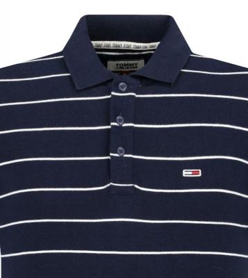 Polo Fine Stripe TJM