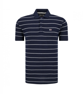 Polo Fine Stripe TJM