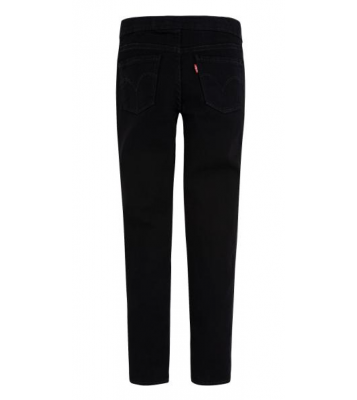 Jean Pull-On Jegging noir