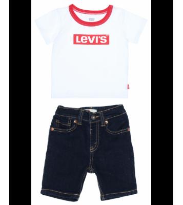 Coffret Tshirt + short jeans