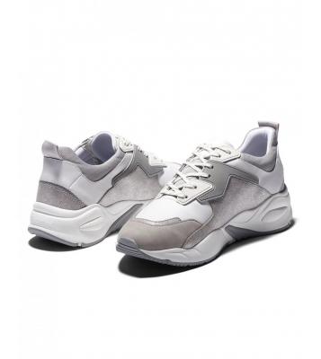 Basket grise/blanche