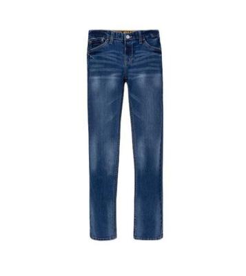 Jean Skinny 510 bleu brut