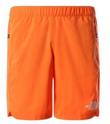 Short orange fluo